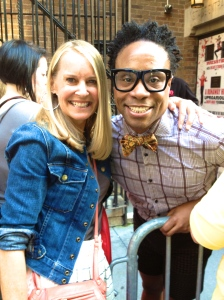 Tony-award winning actor Billy Porter, the second greatest diva of all time!