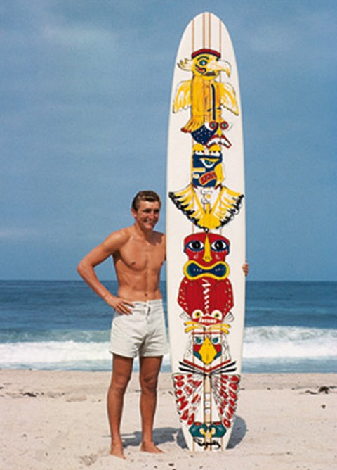 Mike Doyle, Hermosa Beach circa 1963,
